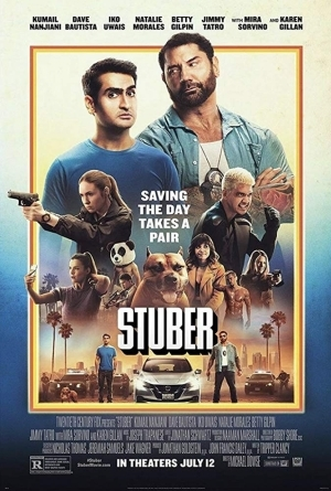 Stuber (2019) [HDCAM 1xbet]